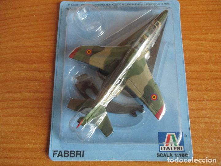 AVIONES: MAQUETA EN METAL ITALERI ESCALA 1/100 : MODELO AVION ALPHA JET (Juguetes - Modelismo y Radio Control - Maquetas - Aviones y Helicópteros)