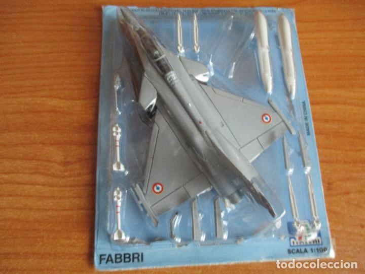 AVIONES: MAQUETA EN METAL ITALERI ESCALA 1/100 : MODELO AVION RAFALE M (Juguetes - Modelismo y Radio Control - Maquetas - Aviones y Helicópteros)