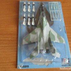 Maquetas: AVIONES: MAQUETA EN METAL ITALERI ESCALA 1/100 : MODELO AVION MIG-29 FULCRUM B. Lote 150245446