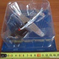 Maquetas: AVIONES: MAQUETA EN PLASTICO Y METAL AVION MODELO: F-51 K MUSTANG (ESCALA 1/100). Lote 150252966