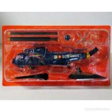 Maquetas: HELICOPTERO AGUSTA SH-3D SEA KING, 5ª ESCUADRILLA, ARMADA ESPAÑOLA, 1/72. Lote 208184112