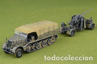 Maquetas: Sd.Kfz 7 8 ton 1:72 HASEGAWA 31111 Mt11 maqueta carro diorama - Foto 4 - 150307078