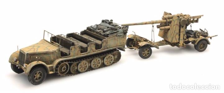 Maquetas: Sd.Kfz 7 8 ton 1:72 HASEGAWA 31111 Mt11 maqueta carro diorama - Foto 6 - 150307078