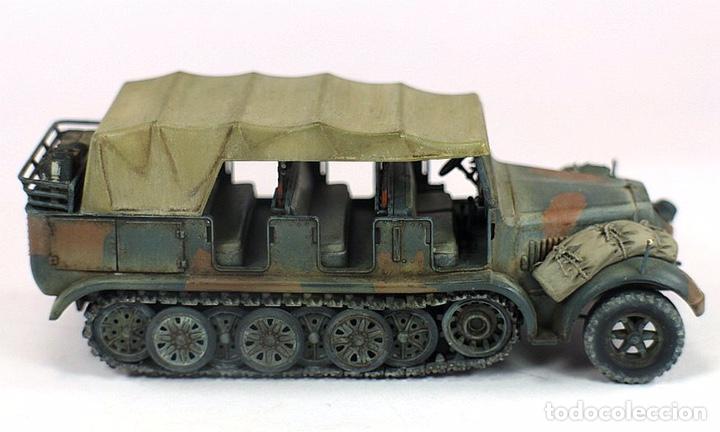 Maquetas: Sd.Kfz 7 8 ton 1:72 HASEGAWA 31111 Mt11 maqueta carro diorama - Foto 7 - 150307078