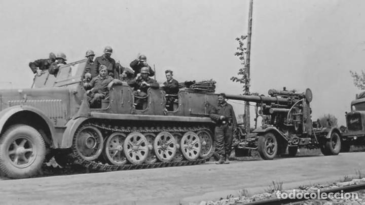 Maquetas: Sd.Kfz 7 8 ton 1:72 HASEGAWA 31111 Mt11 maqueta carro diorama - Foto 8 - 150307078