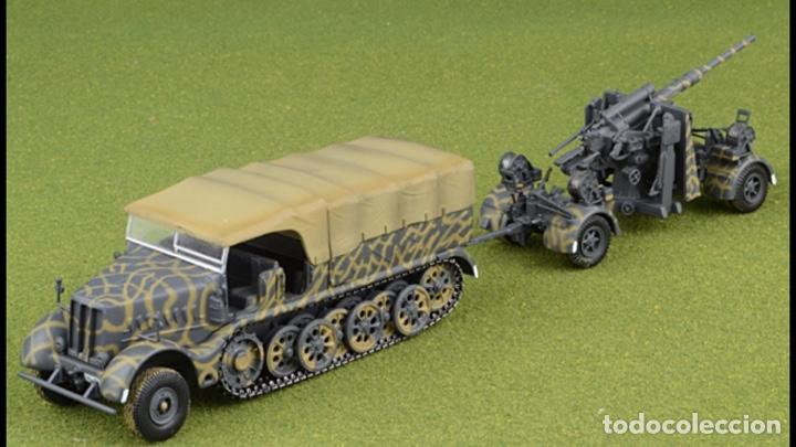 Maquetas: Sd.Kfz 7 8 ton 1:72 HASEGAWA 31111 Mt11 maqueta carro diorama - Foto 9 - 150307078
