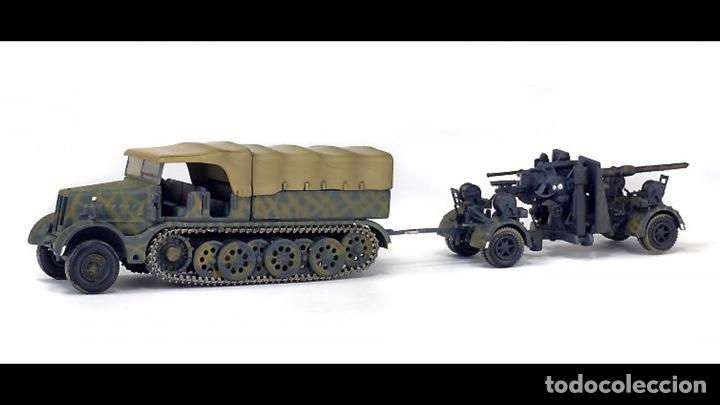 Maquetas: Sd.Kfz 7 8 ton 1:72 HASEGAWA 31111 Mt11 maqueta carro diorama - Foto 10 - 150307078