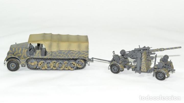 Maquetas: Sd.Kfz 7 8 ton 1:72 HASEGAWA 31111 Mt11 maqueta carro diorama - Foto 11 - 150307078