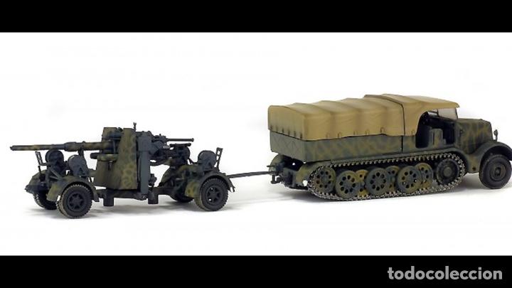 Maquetas: Sd.Kfz 7 8 ton 1:72 HASEGAWA 31111 Mt11 maqueta carro diorama - Foto 12 - 150307078