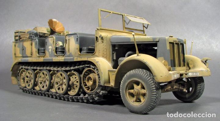 Maquetas: Sd.Kfz 7 8 ton 1:72 HASEGAWA 31111 Mt11 maqueta carro diorama - Foto 13 - 150307078