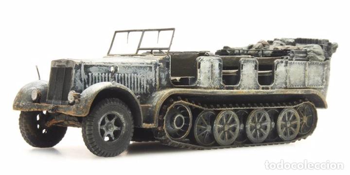 Maquetas: Sd.Kfz 7 8 ton 1:72 HASEGAWA 31111 Mt11 maqueta carro diorama - Foto 14 - 150307078