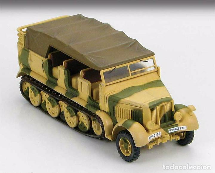 Maquetas: Sd.Kfz 7 8 ton 1:72 HASEGAWA 31111 Mt11 maqueta carro diorama - Foto 16 - 150307078