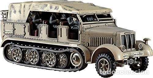 Maquetas: Sd.Kfz 7 8 ton 1:72 HASEGAWA 31111 Mt11 maqueta carro diorama - Foto 17 - 150307078