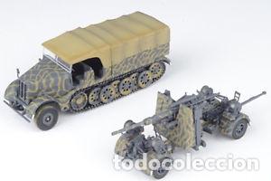 Maquetas: Sd.Kfz 7 8 ton 1:72 HASEGAWA 31111 Mt11 maqueta carro diorama - Foto 18 - 150307078