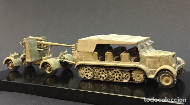 Maquetas: Sd.Kfz 7 8 ton 1:72 HASEGAWA 31111 Mt11 maqueta carro diorama - Foto 19 - 150307078