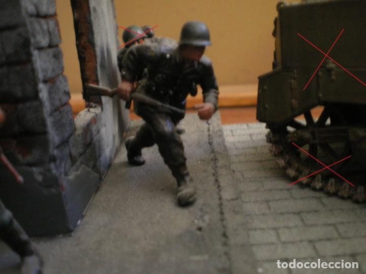 Maquetas: Diorama/Maqueta Soldados Americanos Segunda Guerra TAMIYA Pintados - Foto 7 - 150853018