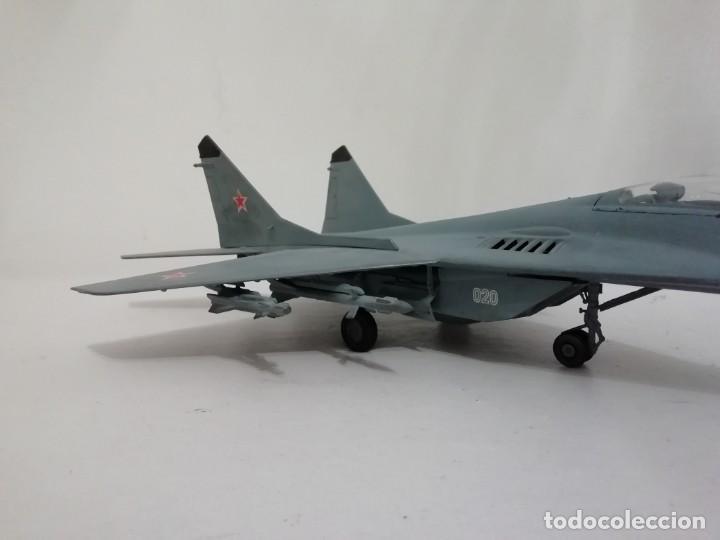 Maquetas: Maqueta Mikoyan MIG 29 FULCRUM caza ruso 1/48 Perfecto estado - Foto 4 - 151199654