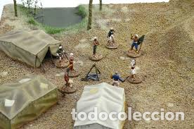 Maquetas: Desert Well & tents 1:72 ITALERI 6148 maqueta diorama carro wargame diorama - Foto 6 - 151460522