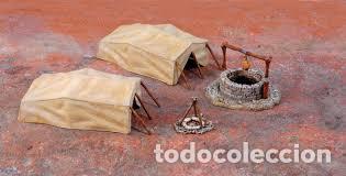 Maquetas: Desert Well & tents 1:72 ITALERI 6148 maqueta diorama carro wargame diorama - Foto 5 - 151460522