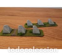 Maquetas: Anti Tank Obstacles 1:72 ITALERI 6147 maqueta diorama wargame carro - Foto 8 - 151494817