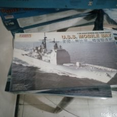 Maquetas: DRAGONS 1/700 USS MOBILE BAY. Lote 151498685