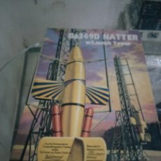 Maquetas: DRAGON 1/48 BA349D NATTER. Lote 151503094
