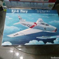 Maquetas: HOBBY BOSS 1/47 FJ-4 FURY. Lote 151504596