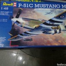 Maquetas: REVELL P-51 MUSTANG. Lote 151504668