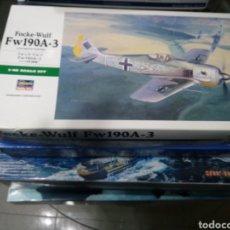 Maquetas: HASEGAWA 1/48 FW 190A. Lote 151504741