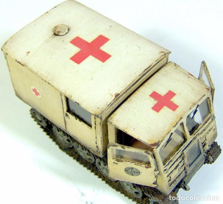 Maquetas: OST RSO Ambulance 1:72 ACE 72207 maqueta carro ambulancia - Foto 4 - 151646597