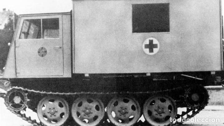 Maquetas: OST RSO Ambulance 1:72 ACE 72207 maqueta carro ambulancia - Foto 5 - 151646597