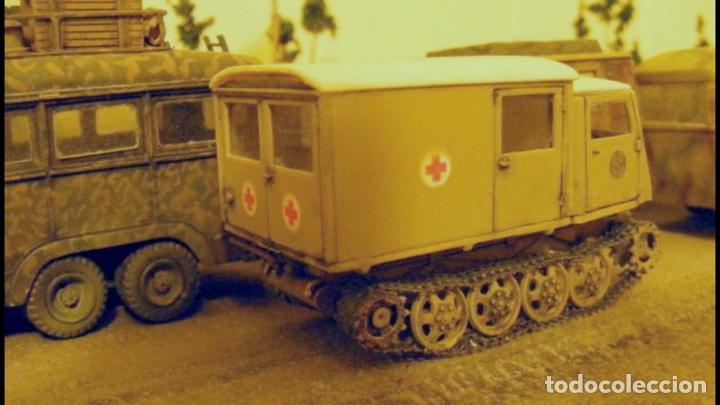 Maquetas: OST RSO Ambulance 1:72 ACE 72207 maqueta carro ambulancia - Foto 6 - 151646597
