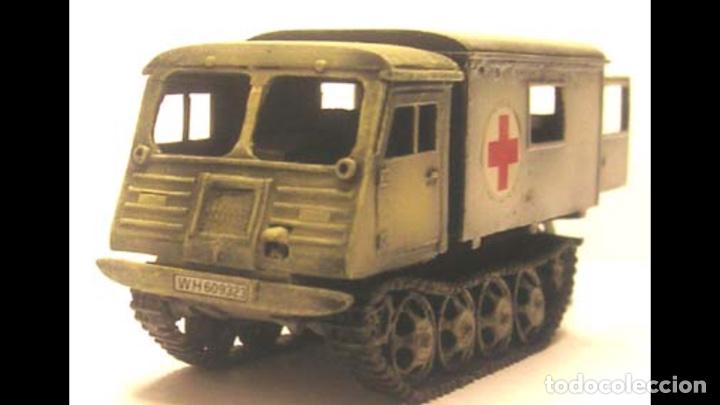 Maquetas: OST RSO Ambulance 1:72 ACE 72207 maqueta carro ambulancia - Foto 7 - 151646597