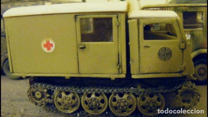Maquetas: OST RSO Ambulance 1:72 ACE 72207 maqueta carro ambulancia - Foto 8 - 151646597