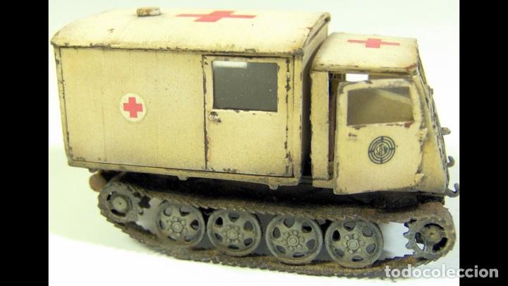 Maquetas: OST RSO Ambulance 1:72 ACE 72207 maqueta carro ambulancia - Foto 9 - 151646597
