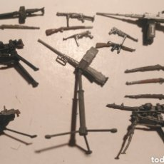 Maquetas: LOTEDE ARMAS 1/35 PINTADOS PARA DIORAMAS. Lote 151701537