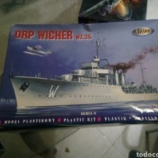 Maquetas: MIRAGE HOBBY 1/400 ORP WHICHER. Lote 151814858