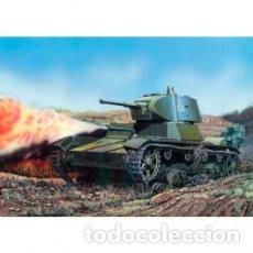 Maquetas: MIRAGE - CZOLG OT-134/T-26-C LANZALLAMAS 35309 1/35. Lote 151842714