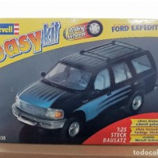 Maquetas: FORD EXPEDITION. EASY KIT. REVELL. METAL. ESCALA 1:25 NUEVO. Lote 151874222