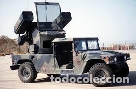Maquetas: M998 AVANGER Anti Aircraft Vehicle 1:35 ESCI/ERTL 5025 maqueta vehículo carro - Foto 3 - 151900884