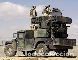 Maquetas: M998 AVANGER Anti Aircraft Vehicle 1:35 ESCI/ERTL 5025 maqueta vehículo carro - Foto 11 - 151900884