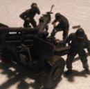 Maquetas: CAÑON U.S. M2A1 105MM HOWITZER. 1/32....1/35 CON DOTACIÓN FORCES OF VALOR. Lote 152044113