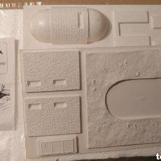 Maquettes: VACUFORME GUETO DE VARSOVIA DIORAMA 1/35. Lote 152317622