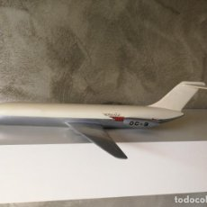 Maquetas: ANTIGUO AVIÓN IBERIA DC 9 PUMERSA MADE IN SPAIN. Lote 152636546