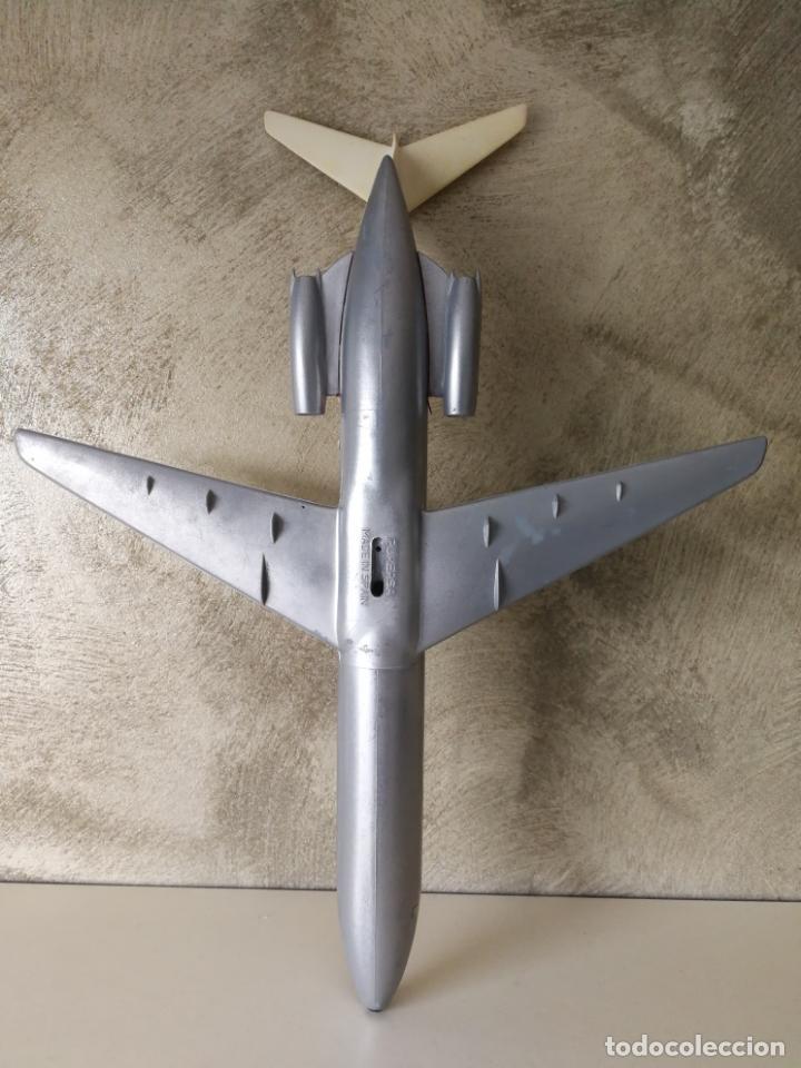 Maquetas: ANTIGUO AVIÓN IBERIA DC 9 PUMERSA MADE IN SPAIN - Foto 6 - 152636546