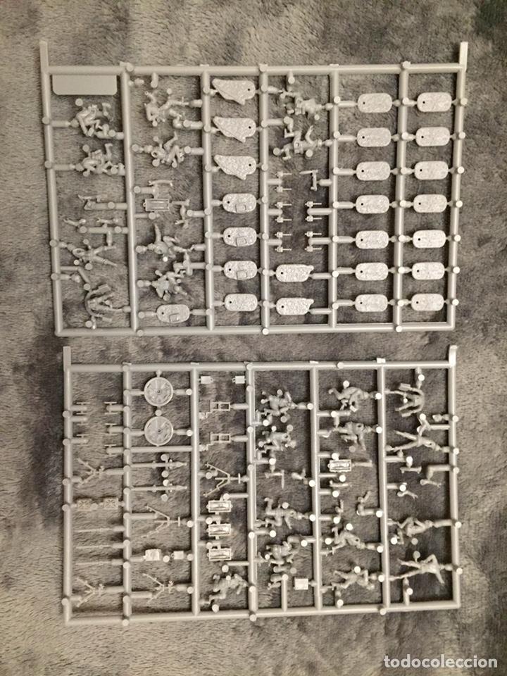 Maquetas: German Mortar Teams GRANATWERFER 1:72 PEGASUS 7204 maqueta diorama wargame - Foto 3 - 155787345