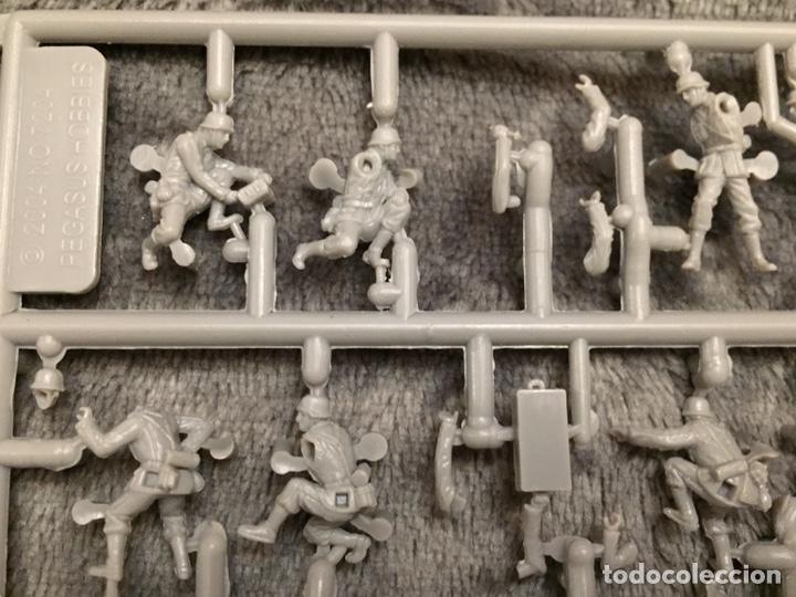 Maquetas: German Mortar Teams GRANATWERFER 1:72 PEGASUS 7204 maqueta diorama wargame - Foto 5 - 155787345
