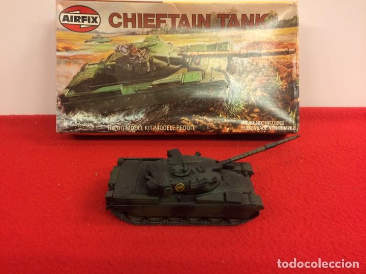 AIRFIX CHIEFTAIN TANK (Juguetes - Modelismo y Radiocontrol - Maquetas - Militar)