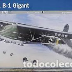 Maquetas: ITALERI - ME-321 B-1 GIGANT 1/72 1115 . Lote 153152730