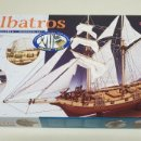 Maquetas: J- MAQUETA ALBATROS BALTIMORE 1840 ESCALA 1:55 CONSTRUCTO NEW OLD STOCK. Lote 153191694